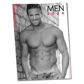 Nástěnný kalendář na rok 2020 MEN