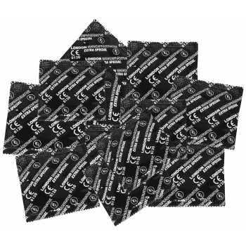 Balíček kondomů Durex LONDON EXTRA SPECIAL - 100 ks