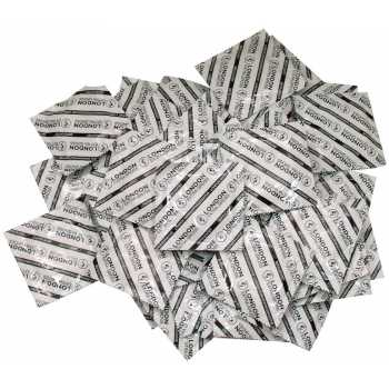 Balíček kondomů Durex LONDON XL - 100 ks