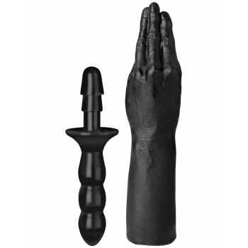Ruka na fisting s odnímatelnou rukojetí THE HAND - TitanMen