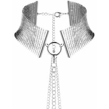 Náhrdelník - obojek Désir Métallique Silver, stříbrný