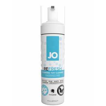 Čisticí pěna na erotické pomůcky System JO Refresh Toy Cleaner