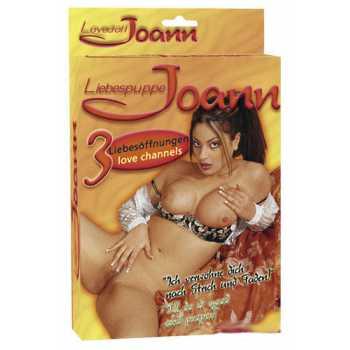 Nafukovací panna Johanka