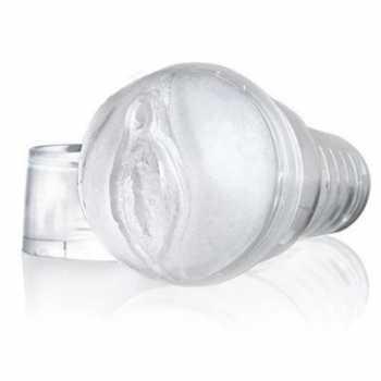 Fleshlight Ice Crystal - průhledná