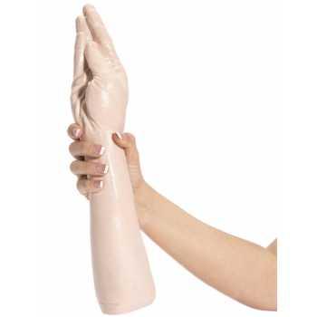 Dildo na fisting - ruka