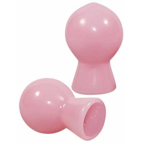 Přísavky na bradavky Pink sucks!