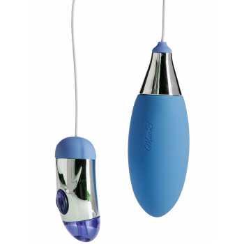 Vibrační vajíčko Soft Touch Stimulator Mae B, modré