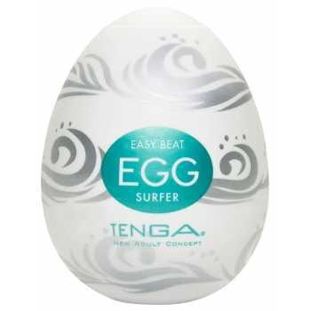 Tenga Egg Surfer - masturbátor pro muže