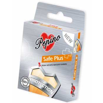 Kondomy Pepino Safe Plus