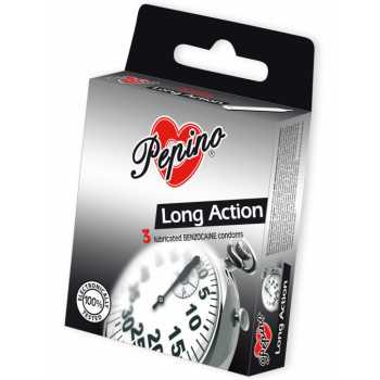 Kondomy Pepino Long Action