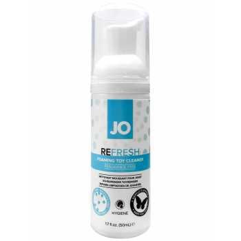 Čisticí pěna na erotické pomůcky System JO Refresh Toy Cleaner (50 ml)