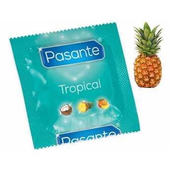 Kondom Pasante Tropical Pineapple