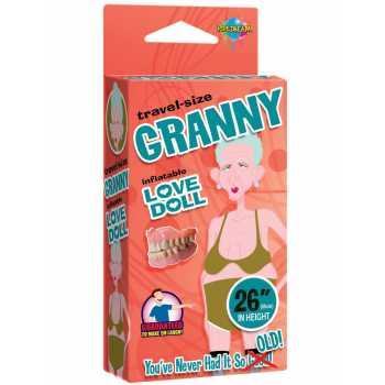 Nafukovací babička GRANNY - cestovní velikost