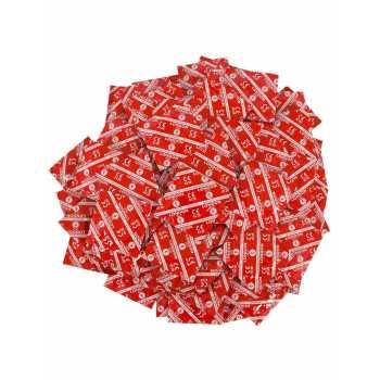 Balíček kondomů Durex LONDON jahoda (45+5 ks zdarma)