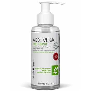Antibakteriální lubrikační gel ALOE VERA - Lovely Lovers