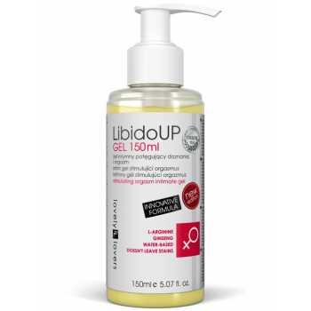 Lubrikační gel pro silnější prožitek při sexu LibidoUP - Lovely Lovers