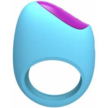 Vibrační erekční kroužek Lifeguard Ring Vibe, ovládaný mobilem