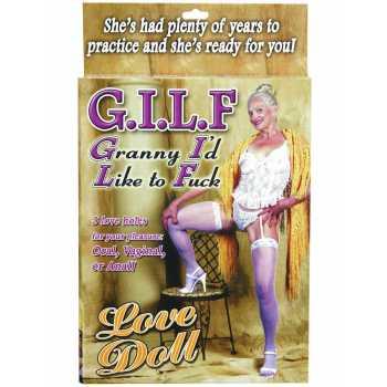 Nafukovací panna GILF
