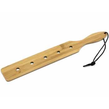 Úzká bambusová plácačka Rimba