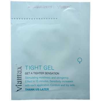 Stimulační gel na zúžení vaginy Viamax Tight Gel (VZOREK)