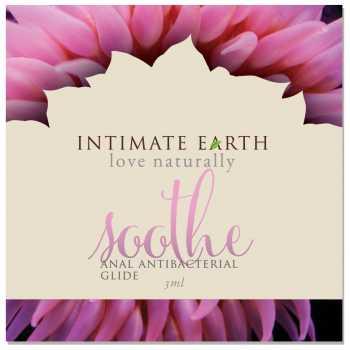 Antibakteriální anální lubrikační gel Soothe (VZOREK) - Intimate Earth