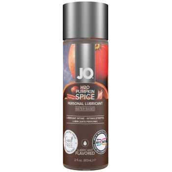 Lubrikační gel System JO H2O Dýně (limitovaná edice, 60 ml)