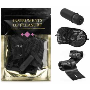Sada erotických pomůcek Instruments of Pleasure Purple - Bijoux Indiscrets